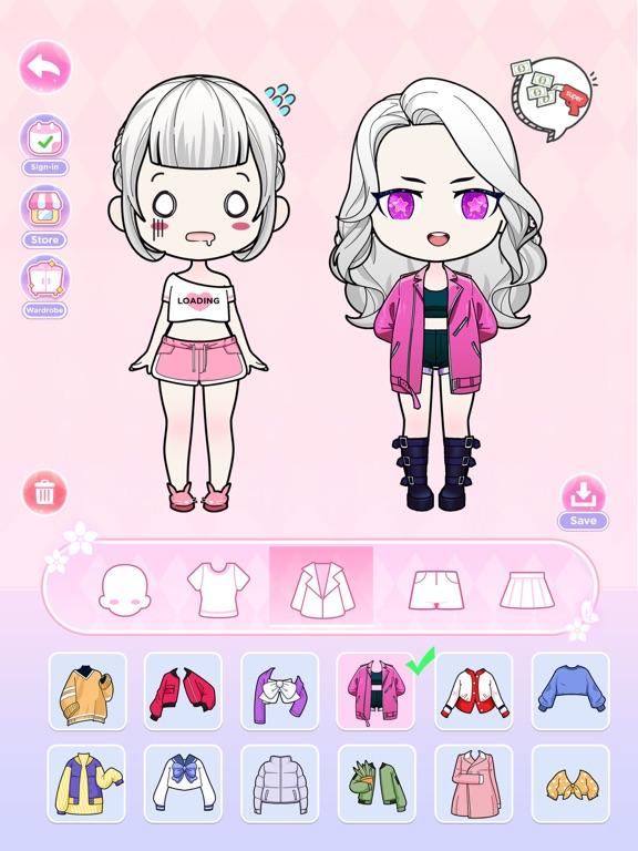 Anna Doll - Dress Up Game screenshot 11