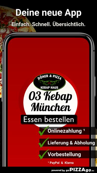03 Kebap Haus München-Pasing screenshot 1