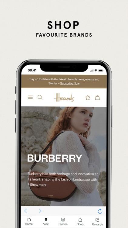 Harrods screenshot-3