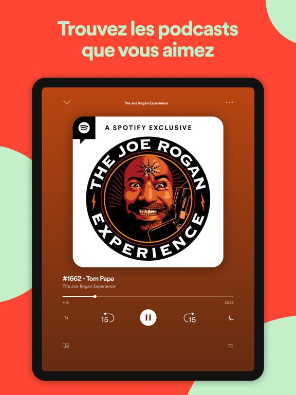 Spotify : Musique et podcasts