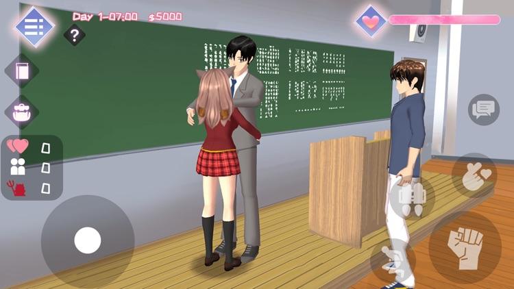 高校模拟器-校园女生模拟器