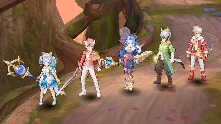Guardians of Cloudia screenshot-8