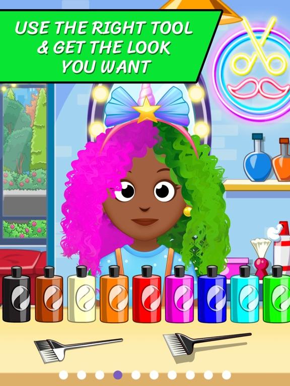 Hair Salon Hairstylist game screenshot 9
