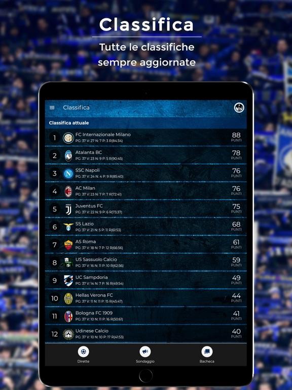 CalcioAtalanta screenshot 8