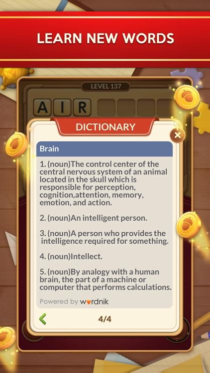 Word Card: Fun Collect Game screenshot-5