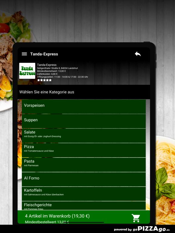 Tanda-Express Landshut screenshot 8