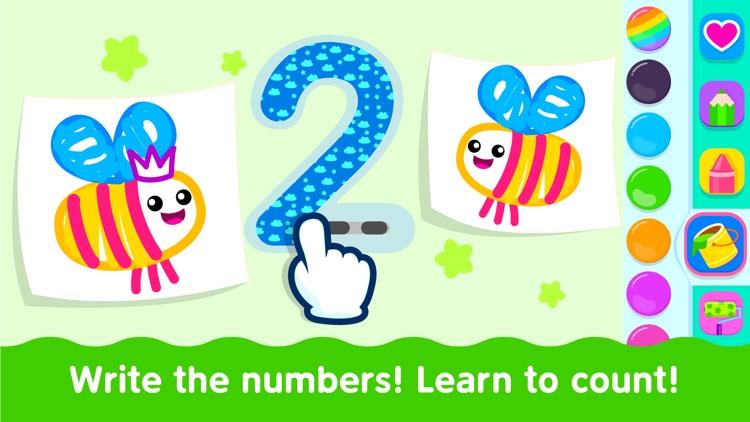 Drawing Games Learning Kids 2 screenshot-4