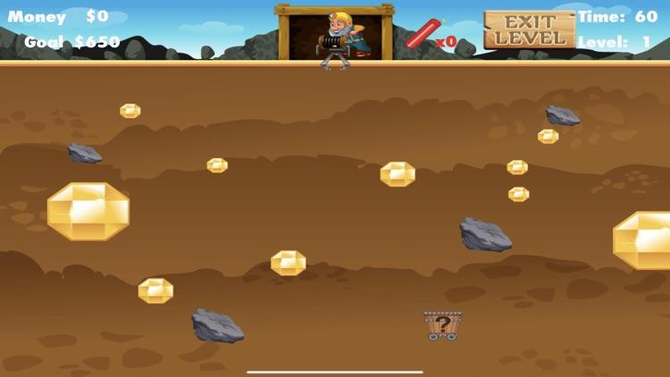 Gold Rush Digger Prize Miner screenshot-3
