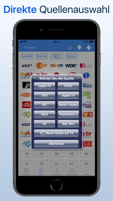 myTifi remote für Samsung TVScreenshot von 7