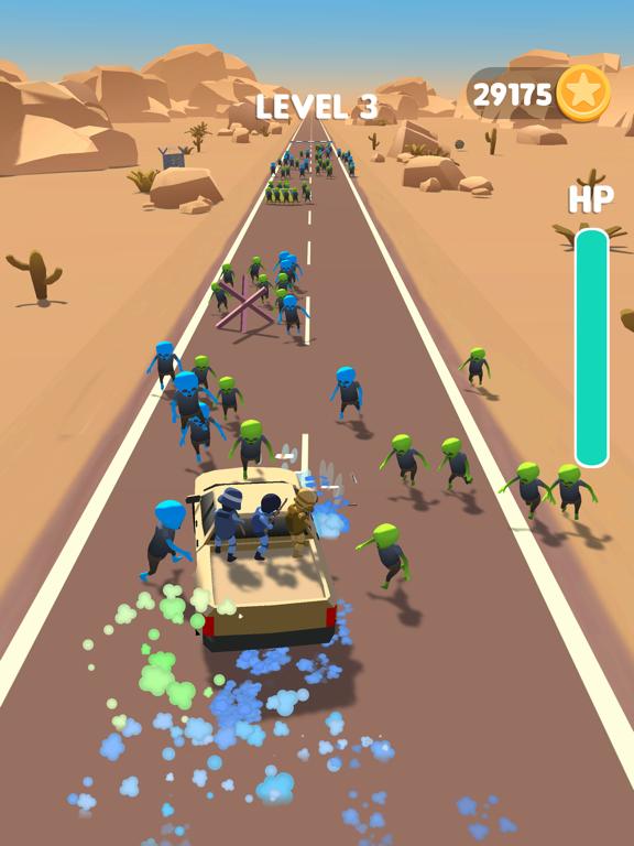 Z Road 3D screenshot 9