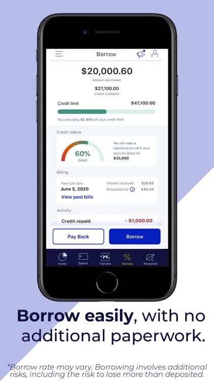 M1 Finance: Yours to build. screenshot-6