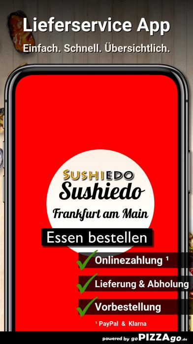 Sushiedo Frankfurt am Main screenshot 1