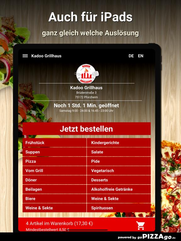 Kadoo Grillhaus Pforzheim screenshot 7
