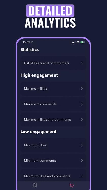 Followers Reports + IG Tracker screenshot-5