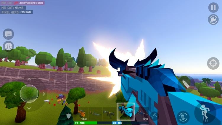 MAD Battle Royale screenshot-3
