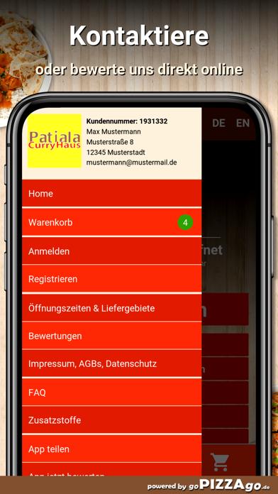 Patiala Curry Haus Karlsruhe screenshot 4