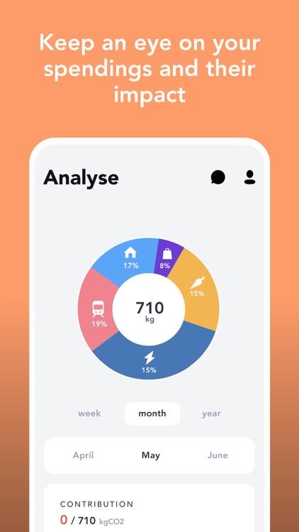Greenly - Carbon Footprint screenshot-3