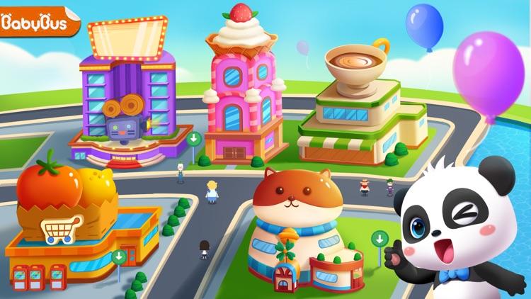 Baby Panda's City