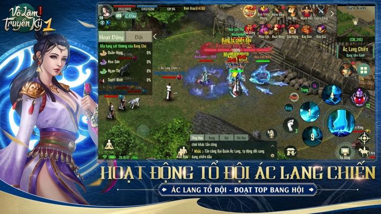 Võ Lâm Truyền Kỳ 1 Mobile screenshot-6