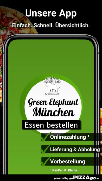 Green Elephant München screenshot 1