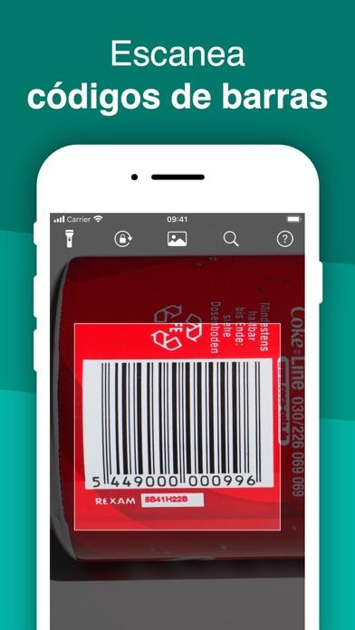 Descargar Lector código QR y barras para Android