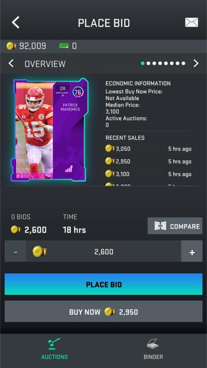 Madden NFL 22 Companion screenshot-4