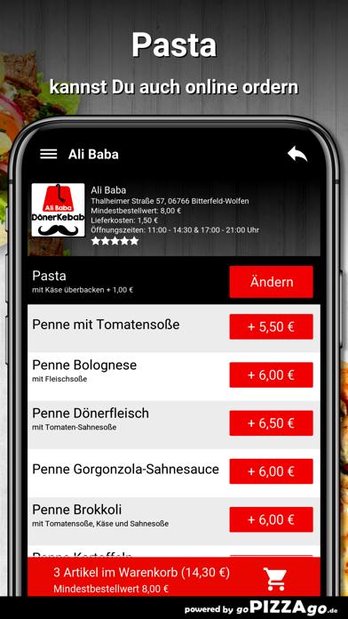 Ali Baba Bitterfeld-Wolfen screenshot 5