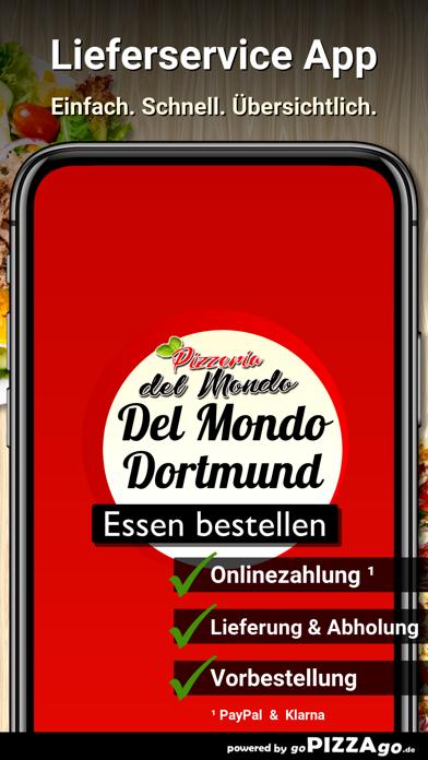 Pizzeria Del Mondo Dortmund screenshot 1