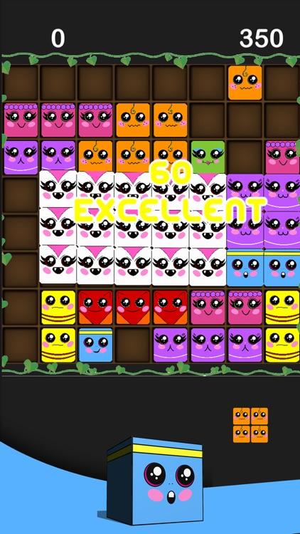 HappyBlocks Puzzle Game