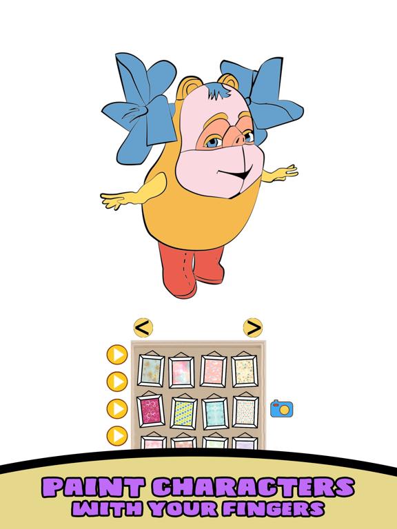 Zuza Coloring Book screenshot 7
