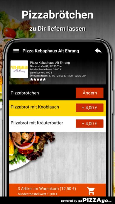Kebaphaus Alt Ehrang Trier screenshot 5