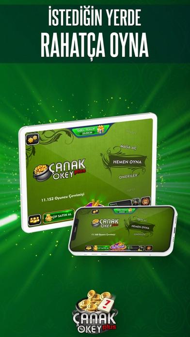 Çanak Okey Plus iphone ekran görüntüleri
