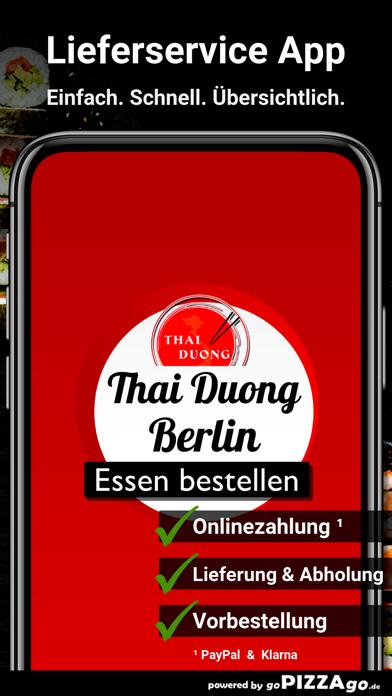Thai-Duong Berlin screenshot 1