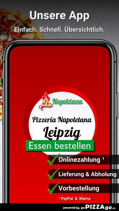 Pizzeria Napoletana Leipzig screenshot 1