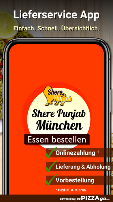 Shere Punjab München screenshot 1
