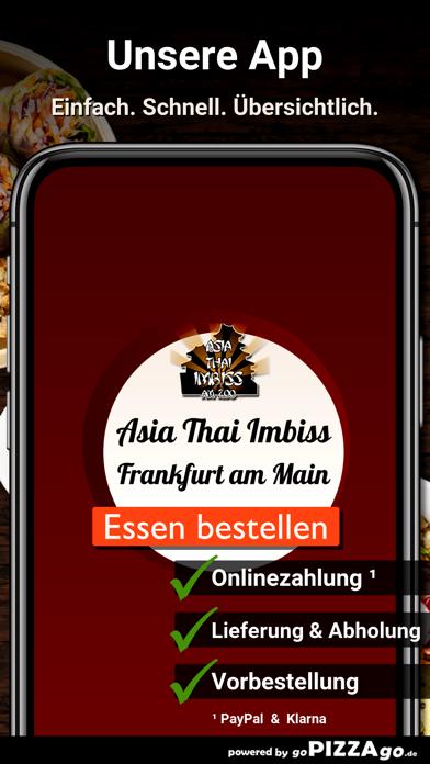 Asia Thai Imbiss Frankfurt am screenshot 1