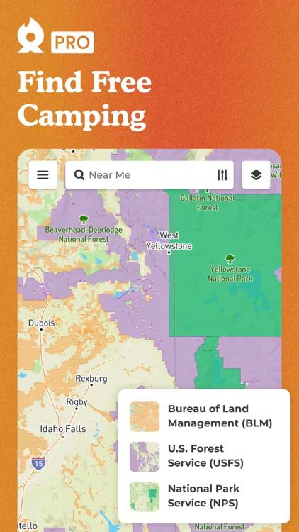The Dyrt: Tent & RV Camping screenshot-6