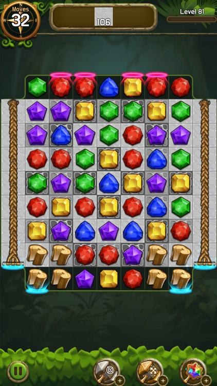 Jewel & Gem Crush-Match Master screenshot-7