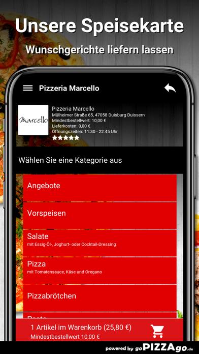 Marcello Duisburg Duissern screenshot 4