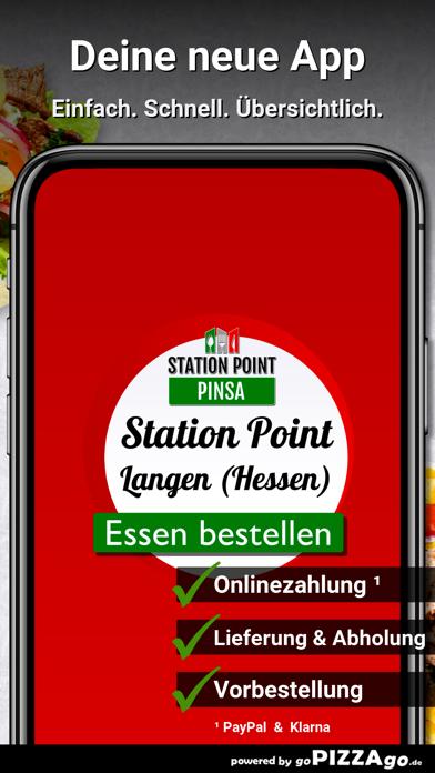 Station Point Langen (Hessen) screenshot 1