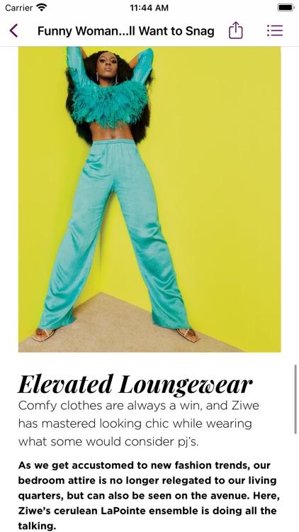 Essence Magazine screenshot-5