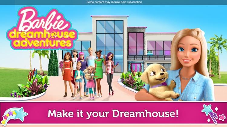 Barbie DreamHouse Adventures screenshot-0