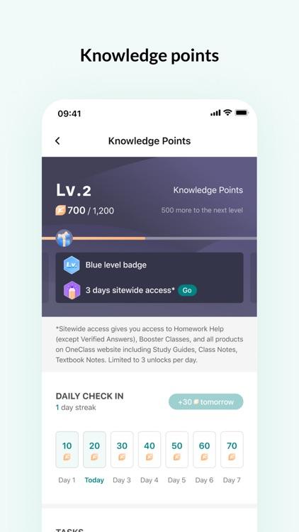 OneClass - Homework Help screenshot-5