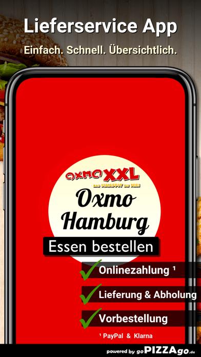 OXMO XXL Hamburg screenshot 1