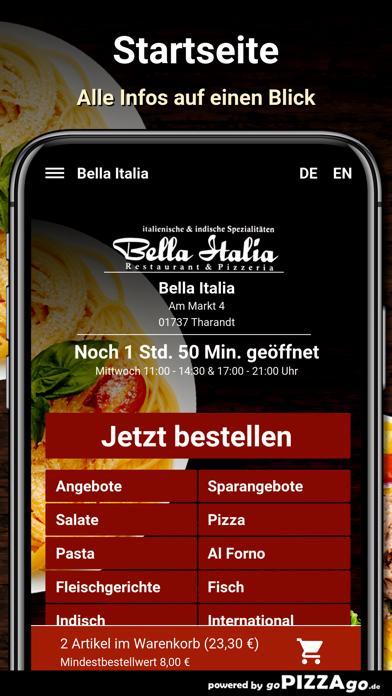Bella Italia Tharandt screenshot 2