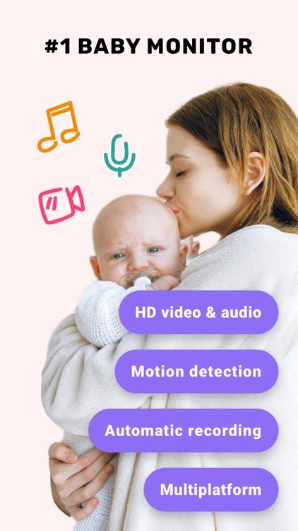 Baby Monitor Bibino: Nanny Cam