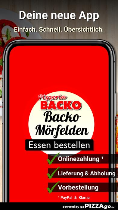 Backo Mörfelden-Walldorf screenshot 1