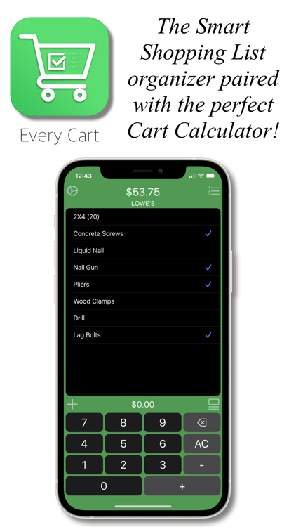 Every Cart