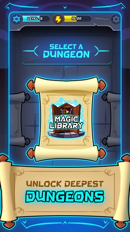 School of Magic Game screenshot-6