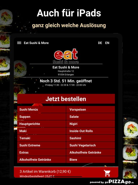 Eat Sushi & More Erlangen screenshot 7